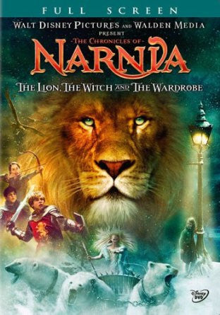 The Chronicles of Narnia - The Lion, the Witch and the Wardrobe (Full Screen Edition) (2005) (DVD / Movie) NEW