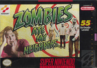 Zombies Ate My Neighbors (Super Nintendo) Pre-Owned: Cartridge Only