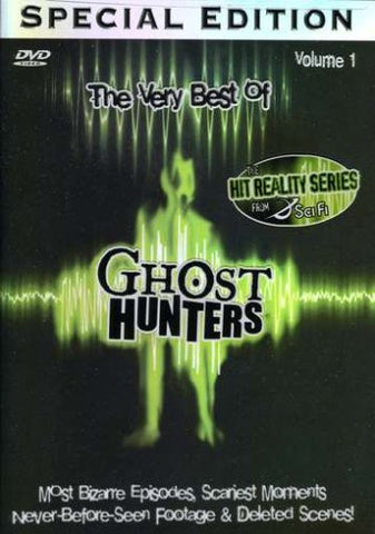 The Very Best of Ghost Hunters, Vol. 1 (2004) (DVD / Season) Pre-Owned: Disc(s) and Case