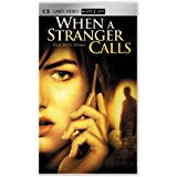 When a Stranger Calls (PSP UMD Movie) Pre-Owned: Disc and Case
