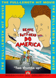 Beavis and Butt-Head Do America (1996) (DVD Movie) Pre-Owned: Disc(s) and Case