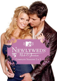 Newlyweds: Nick & Jessica - The Complete Second and Third Seasons (DVD) Pre-Owned