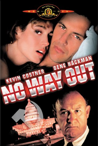 No Way Out (DVD) Pre-Owned