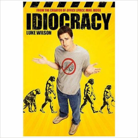 Idiocracy (2006) (DVD Movie) Pre-Owned: Disc(s) and Case
