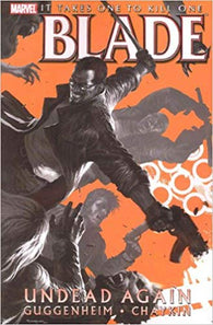 Blade Vol. 1: Undead Again (Graphic Novel) (Paperback) Pre-Owned