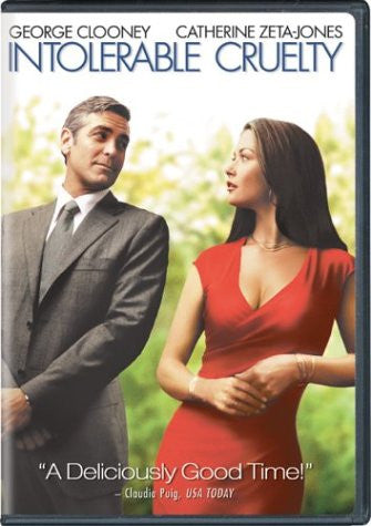 Intolerable Cruelty (Full Screen Edition) (2003) (DVD Movie) Pre-Owned: Disc(s) and Case