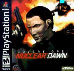 Covert Ops Nuclear Dawn (Playstation 1) Pre-Owned: Game and Case