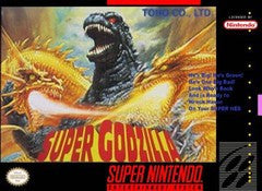 Super Godzilla (Super Nintendo / SNES) Pre-Owned: Cartridge Only