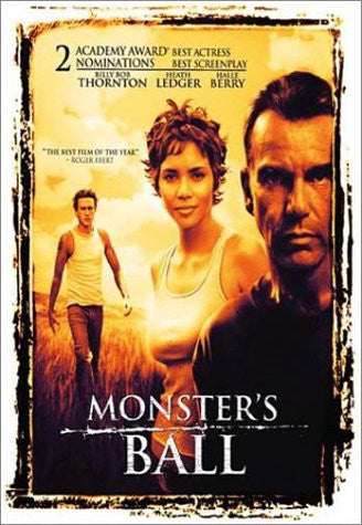 Monster's Ball (2002) (DVD / Movie) Pre-Owned: Disc(s) and Case
