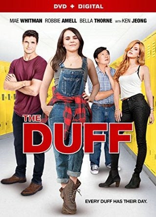 The Duff (2015) (DVD / Movie) Pre-Owned: Disc(s) and Case