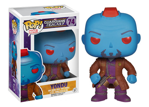 Funko POP! Figure - Marvel #74: Guardians of the Galaxy - Yondu - NEW 1