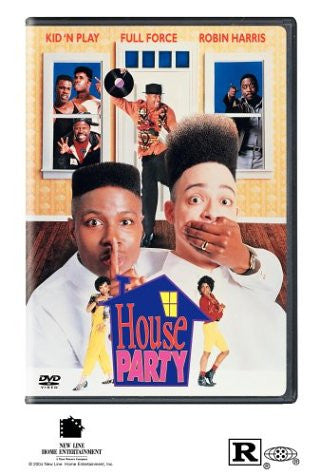 House Party (1990) (DVD Movie) Pre-Owned: Disc(s) and Case