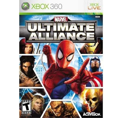 Marvel Ultimate Alliance (Xbox 360) Pre-Owned: Disc(s) Only