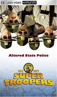 Super Troopers (PSP UMD Movie) Pre-Owned: Game and Case