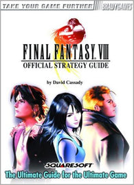 Final Fantasy VIII (Official BradyGames Strategy Guide) Pre-Owned