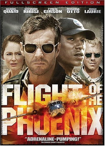 Flight of the Phoenix (DVD) Pre-Owned