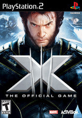 X-Men: The Official Game (Playstation 2 / PS2) Pre-Owned: Game, Manual, and Case