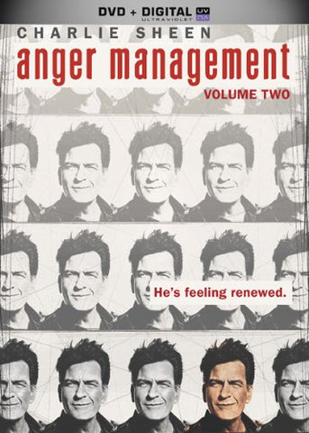 Anger Management: Season 2 (DVD) Pre-Owned