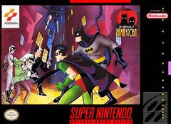 Adventures of Batman and Robin (Super Nintendo / SNES) Pre-Owned: Cartridge Only