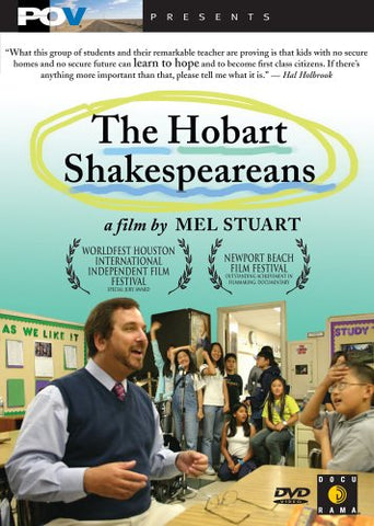 The Hobart Shakespeareans (DVD) Pre-Owned