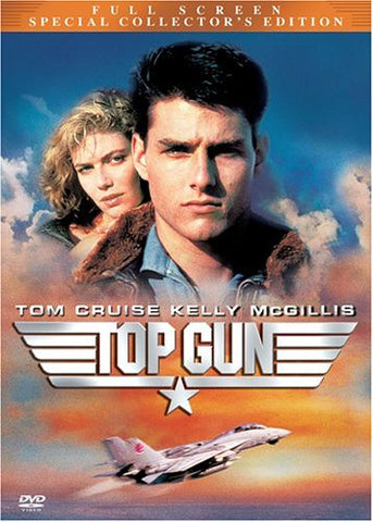 Top Gun (DVD) Pre-Owned
