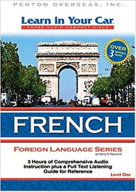 Learn in Your Car French Level One (English and French Edition) (Audio CD) Pre-Owned