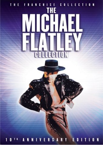 The Michael Flatley Collection  (Lord of the Dance / Feet of Flames / Gold) (DVD) Pre-Owned