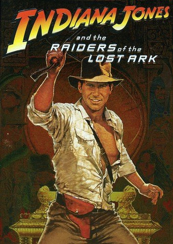 Indiana Jones and the Raiders of the Lost Ark (DVD) Pre-Owned