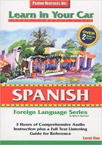 Learn in Your Car: Spanish - Level One (Audio CD) Pre-Owned