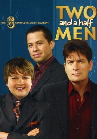 Two and a Half Men: Season 6 (DVD) Pre-Owned
