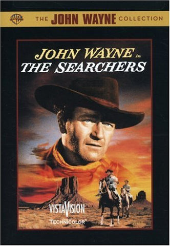 John Wayne: The Searchers (DVD) Pre-Owned