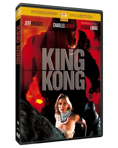 King Kong (1976) (DVD) Pre-Owned