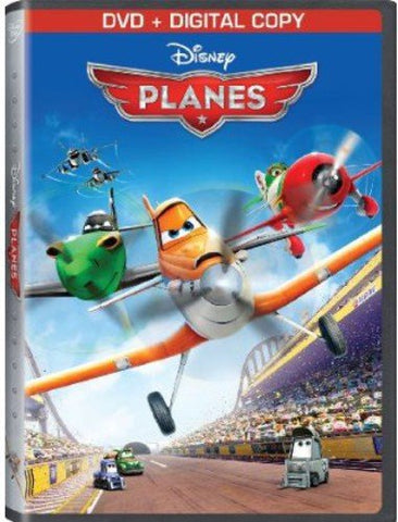 Planes (Disney) (DVD) Pre-Owned