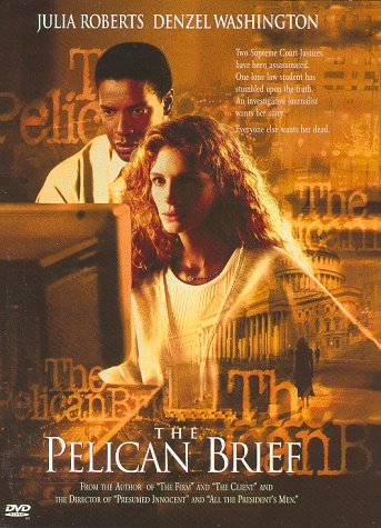 The Pelican Brief (DVD) Pre-Owned