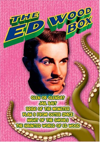 The Ed Wood Box (DVD) Pre-Owned