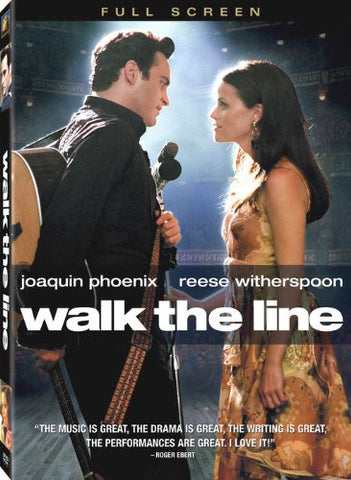 Walk the Line (Full Screen Edition) (2005) (DVD Movie) Pre-Owned: Disc(s) and Case