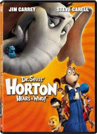 Horton Hears a Who (2008) (DVD / Kids Movie) Pre-Owned: Disc(s) and Case