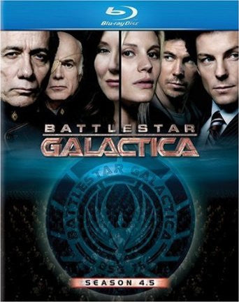 Battlestar Galactica: Season 4.5 (2007) (Blu Ray / Season) NEW