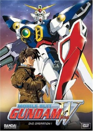 Mobile Suit Gundam Wing - Operation 1 (2000) (DVD / Anime) NEW