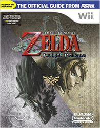 The Legend of Zelda: Twilight Princess Official Player's Guide (Strategy Guide / Nintendo Power) Pre-Owned