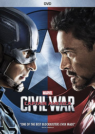 Captain America: Civil War (Marvel) (DVD) Pre-Owned: Disc(s) and Case
