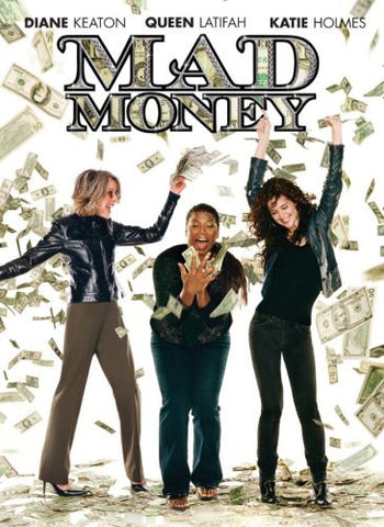 Mad Money (2008) (DVD Movie) Pre-Owned: Disc(s) and Case