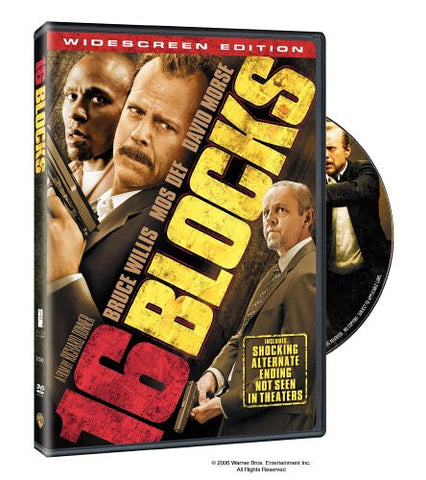 16 Blocks (Widescreen Edition) (2006) (DVD / CLEARANCE) Pre-Owned: Disc(s) and Case