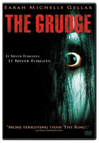 The Grudge (2004) (DVD / Movie) Pre-Owned: Disc(s) and Case