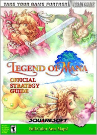 Legend of Mana (Official BradyGames Strategy Guide) Pre-Owned