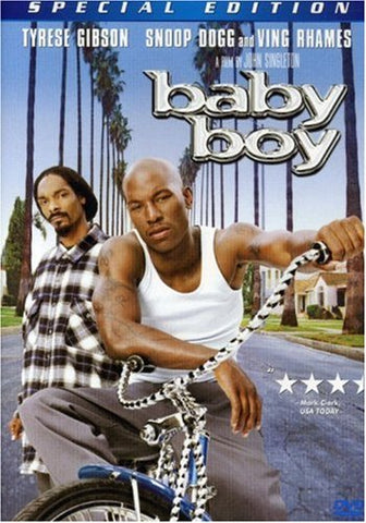 Baby Boy (DVD) Pre-Owned