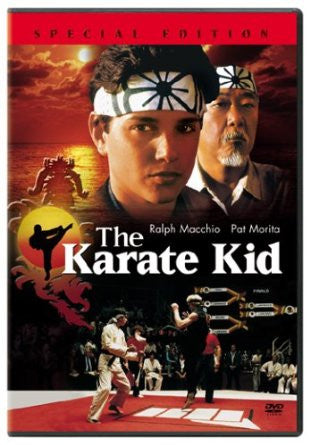 The Karate Kid (Special Edition) (1984) (DVD / Movie) NEW