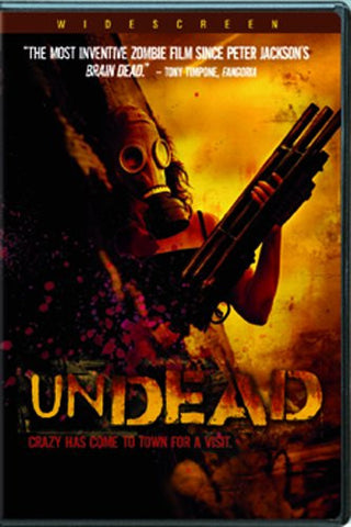 Undead (2003) (DVD Movie) Pre-Owned: Disc(s) and Case
