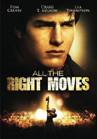 All the Right Moves (DVD) Pre-Owned