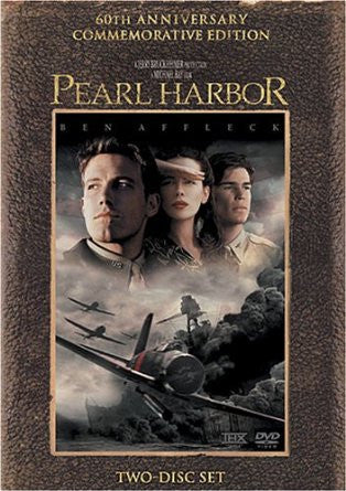 Pearl Harbor (2001) (DVD / Movie) Pre-Owned: Disc(s) and Case